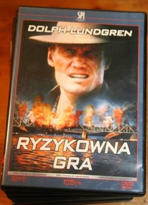 RYZYKOWNA GRA       DVD