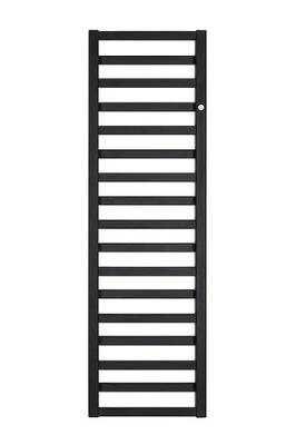 Kúpeľňový radiátor POPPY 50/70 BLACK