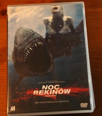 NOC REKINÓW       DVD