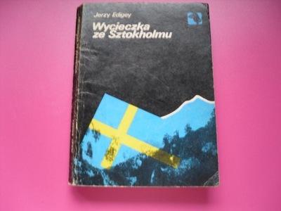 Jerzy Edigey -- Wycieczka ze Sztokholmu (Ślask1987