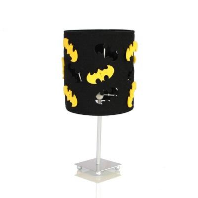 Svietidlá do detskej komora nočné svetlo detí dieťa led Batman black