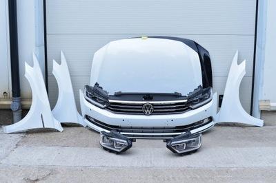 КАПОТ ZDERZAK КРЫЛО REFLEKTOR PAS VW PASSAT B8, фото