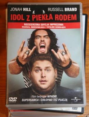 IDOL Z PIEKŁA RODEM      DVD