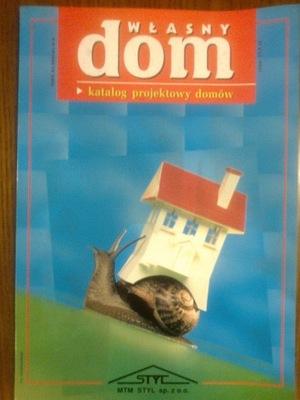 Własny dom-katalog projektów domów