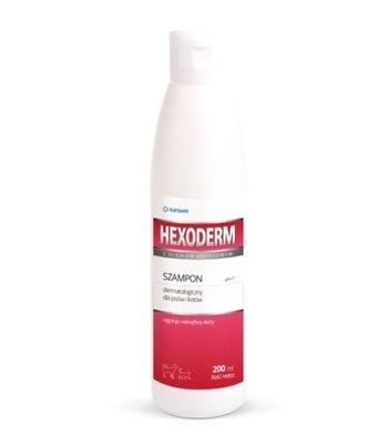Hexoderm - шампунь дерматологические Собака / ???  200 мл