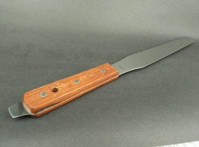 mieszadło nóż do farb łopatka 20cm sitodruk