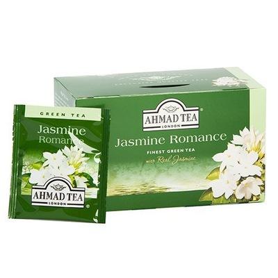 AHMAD TEA Green Tea Jasmine 20tb