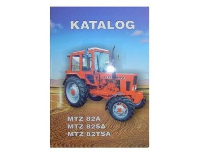 KATALOG MTZ 82A 82SA 82TSA W JĘZYKU POLSKIM grand