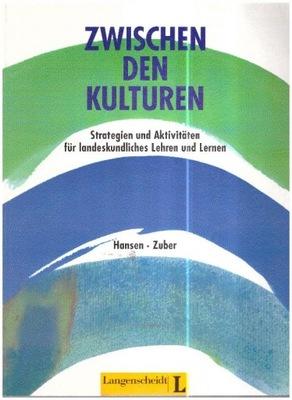 Zwischen den Kulturen niemiecki NOWA Langenscheidt