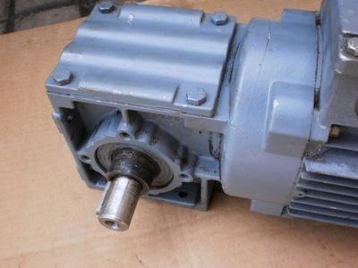 silnik elektryczny 0,2 kw motoreduktor 11 obr