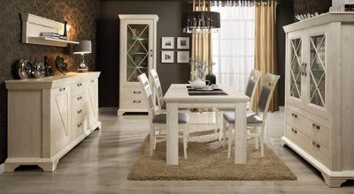 24 ЧАСА ! ФОРТЕ КАШМИР 2 мебель прованса белые