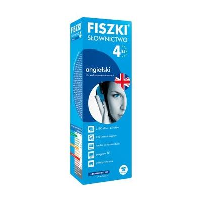 FISZKI - angielski - Słownictwo 4 (B2)