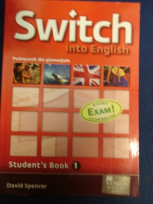 Switch into English 1 podr.