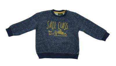LOSAN 627-6000AC dziecięca bluza melanż R.74