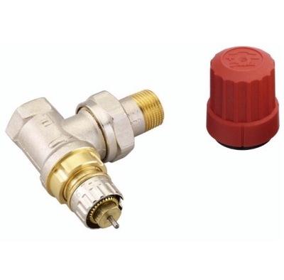 Úhlový termostatický ventil RA-N 1/2 klik DANFOSS