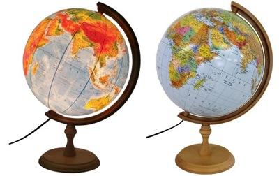 Globe 32 cm, SVETELNÉ 2 v 1 STROM * DARČEK