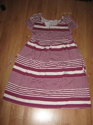 WYPRZEDAŻ-Nowa Sukienka elegancka duży rozm.40