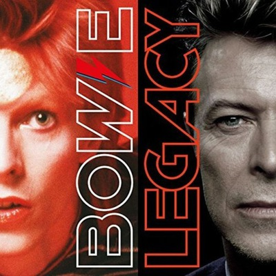 DAVID BOWIE LEGACY THE VERY BEST OF 2LP