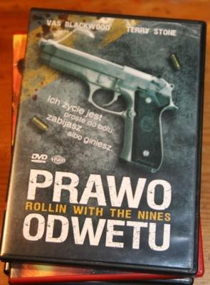 PRAWO ODWETU    DVD