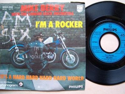 MIKE BERRY - I'M A ROCKER - IT'S HARD HARD HARD