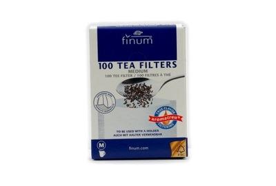 Фильтры Бумажные пакеты FINUM (100 штук .) размер М