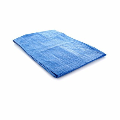 плахта ТЕНТА 4х5 синяя Усилители 75 Г/м2