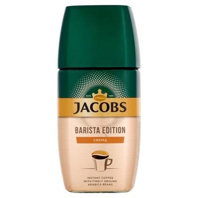 кофе ДЖЕЙКОБС Barista Crema 155g (16735)