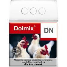 Дольфос Dolmix DN 2 ,5КГ ВИТАМИН МИНЕРАЛ ДЛЯ НЕСУШЕК