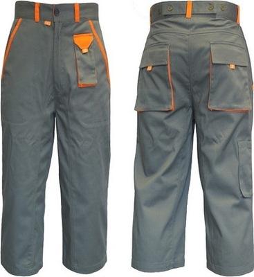 Krótkie spodenki robocze, BERMUDY, spodnie 182C