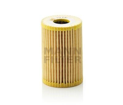 MANN Filtr oleju HU610X MERCEDES A (W168), VANEO (