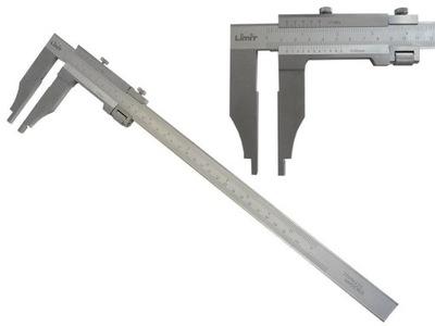 Posuvné meradlo - LIMIT presné oceľové strmeň 800 mm ROBO-KOP