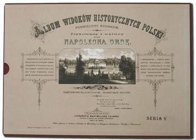 Album Widoków Historycznych Seria V N. Orda