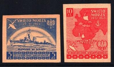 Издание Лондонских. Праздник Моря 1943