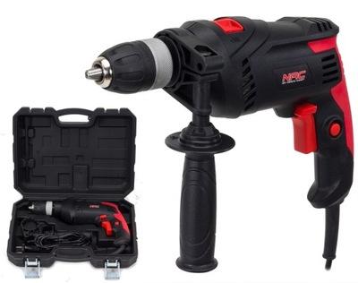 НАЦ Drill ударная IDE80-GY 800 ВТ + Чемодан