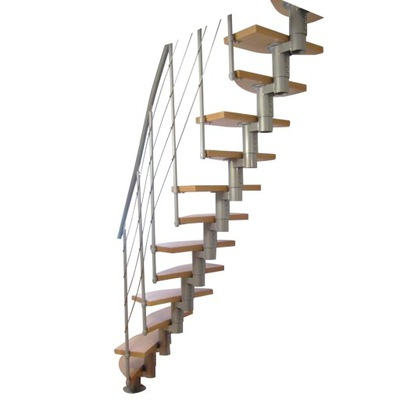 Schody modulárny CORA model GÁZY Extra 11 prvky