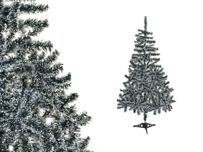 Vianočný stromček - STROM 150 cm, AKO NAŽIVE! MALÝ Vianočný STROMČEK 30 cm DOPRAVA zdarma