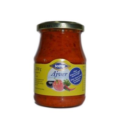 айвар мягкий 350 г,соус ,паста абрикосов-bakłaż.айвар