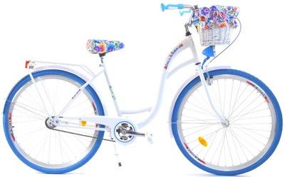 Damski rower miejski damka DALLAS 28 WYPRZEDAZ