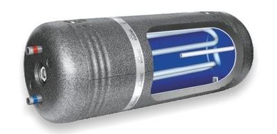 Ohrievač vody, Nádrž s dual coil 100 l