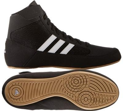 649967f454fe6 topánky zápas Adidas BOXERSKÉ Zmätok AQ3325