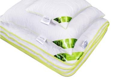 Одеяло бамбуковая круглогодичная 200x220 + подушки AMZ