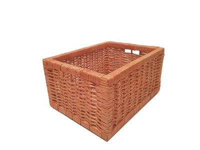 коробка плетеная regałowa ящик контейнер