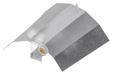 Reflektor pre žiarovky štandardné HPS MH 40x50 cm E40