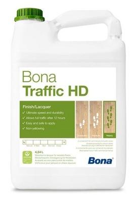 BONA TRAFFIC HD - это КРУТО мат - 4 ,95 L - СУЛЕЮВЕК