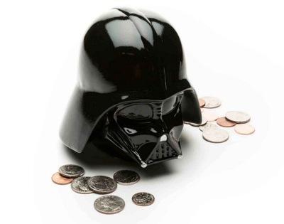 Pokladničky Keramické prasiatko Disney Star Wars Darth Vader