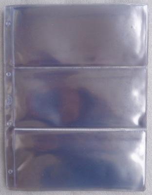 Сторона A4 - Коллекционер - на 3 Банкноты / K -В