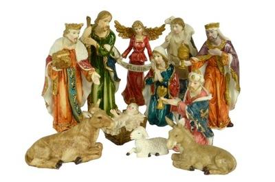 Betlehemom údaje figúrky pre Zrodenie nastaviť zvieratá mýval