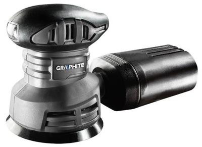 Brúska - Brúsky GRAPHITE 59G343 125mm