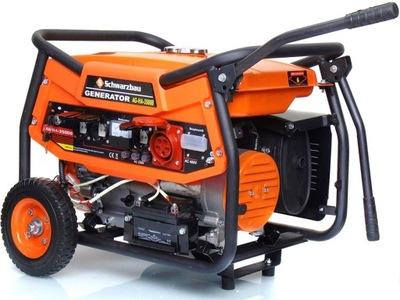 Приводимый в действие генераторная instagram AG-HA3500B генератор элем -ПУСК