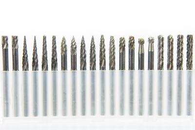 Mlyn, Vŕtať, Karbid vložiť 3x3 mm 20pcs Mini